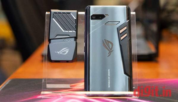 ASUS unveils ROG Phone, TUF gaming peripherals at Computex 2018