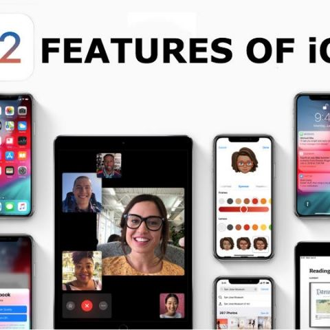 Top 12 iOS 12 features announced by Apple at WWDC