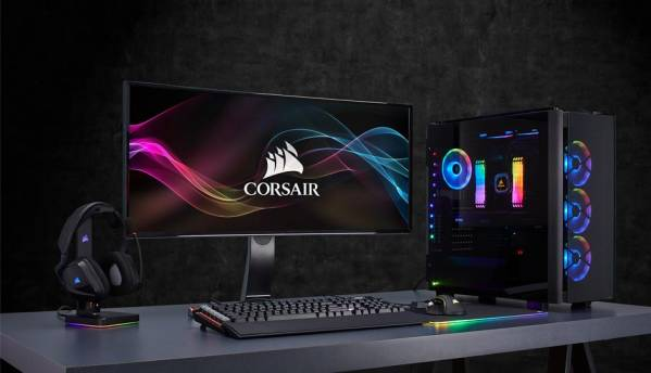 CORSAIR releases VENGEANCE RGB PRO DDR4 Memory, Obsidian Series 500D RGB SE Case and new iCUE Software at Computex 2018