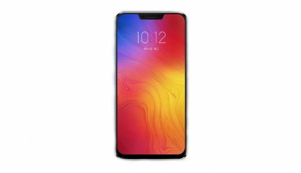 Lenovo Z5 with display notch goes official in China