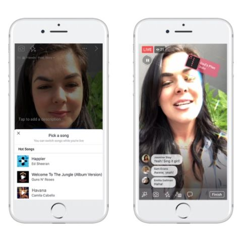 Facebook to take on Musical.ly, Dubsmash with Lip Sync Live feature
