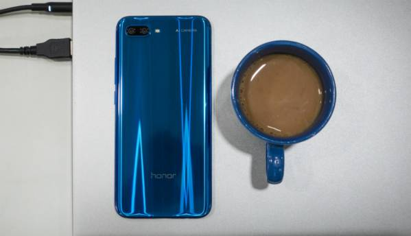 Honor 10's latest software update adds Electronic Image Stabilisation, Party mode