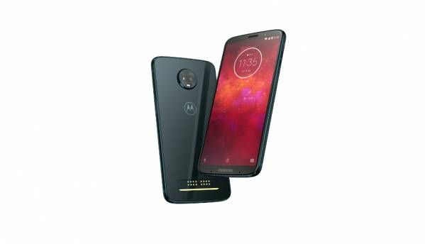 Moto Z3 Play with Snapdragon 636, 4GB RAM announced