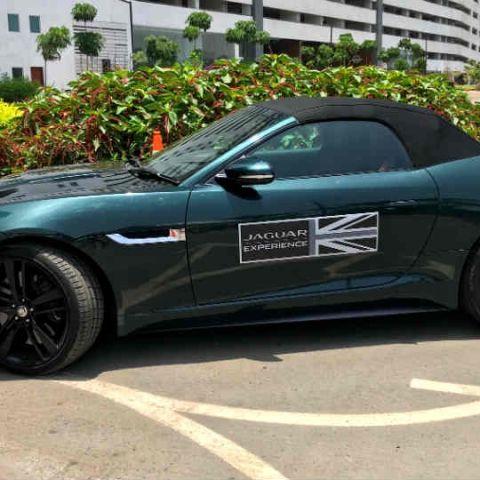 Inside Jaguar's Art of Performance Tour: A preview of Jaguar's entire portfolio