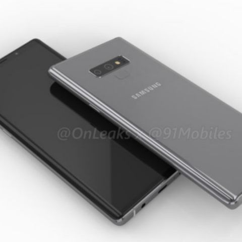 Samsung Galaxy Note 9 'S-Pen' may come with music control capabilities