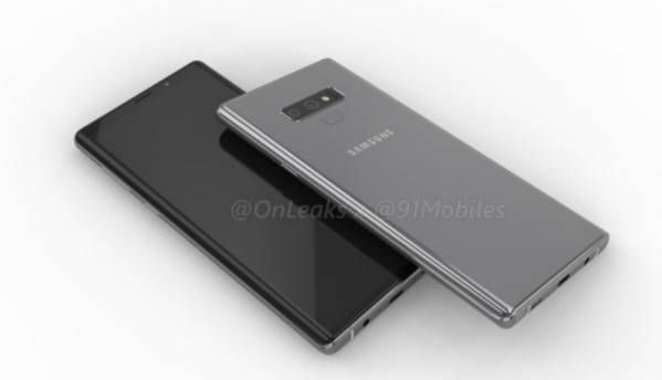 Samsung Galaxy Note 9 might cost close to Rs 79,200: Report