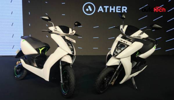 First Impressions: Ather S340 and 450, smart electric scooters from Indian startup Ather Energy