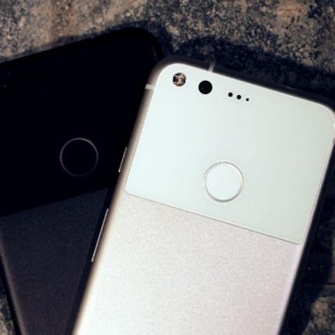Google Pixel 3 XL prototype with notch leaks