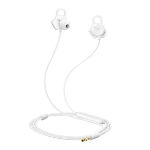 Honor Clear in-ear headphones support Hi-Res Audio playback and can measure heart rate