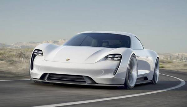 First Porsche EV to be called Taycan, boast over 600 hp and 500 km range