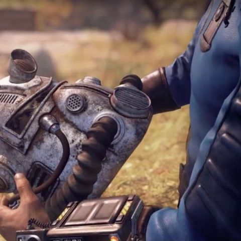 Rage 2, Doom Eternal, Wolfenstein Youngblood, Fallout 76 and all other games Bethesda announced at E3 2018