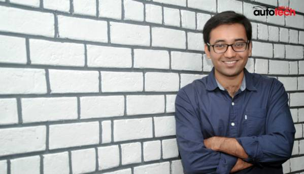 Learning from the market, building batteries from scratch and more: Interview with Tarun Mehta, CEO, Ather Energy