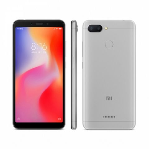 Xiaomi Redmi 6 is the company's fifth smartphone to be permanently discounted