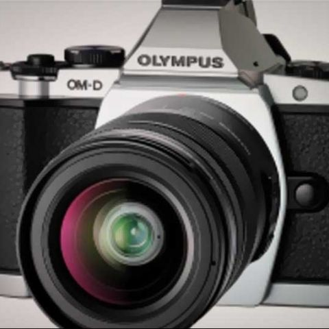 Olympus launches its flagship micro four-thirds camera: the OM-D E-M5