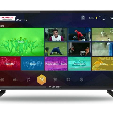Thomson's upcoming 32-inch, 40-inch smart TVs to feature new My Wall UI