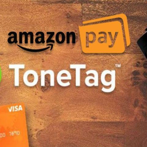 Amazon India to get offline payments courtesy ToneTag