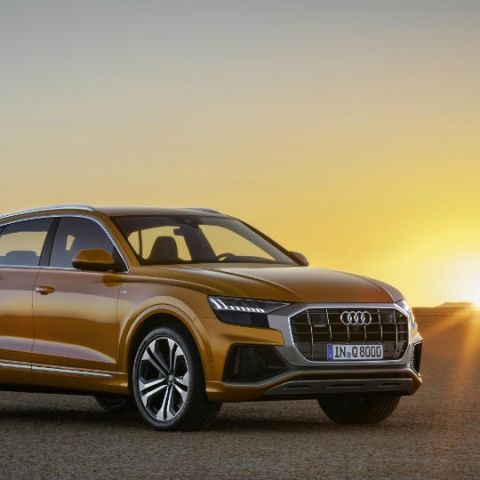 In Photos: The 2019 Audi Q8 is Audi's stunning, new flagship SUV