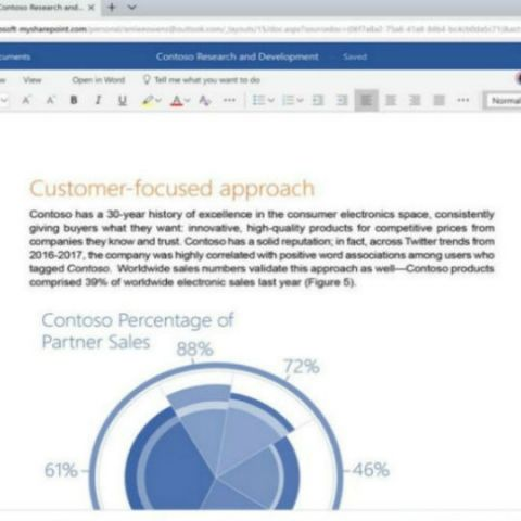 Microsoft rolls out consumer-centric updates to Office 365 UI for enhanced experience
