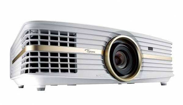 Optoma UHD65 4K Home Entertainment Projector