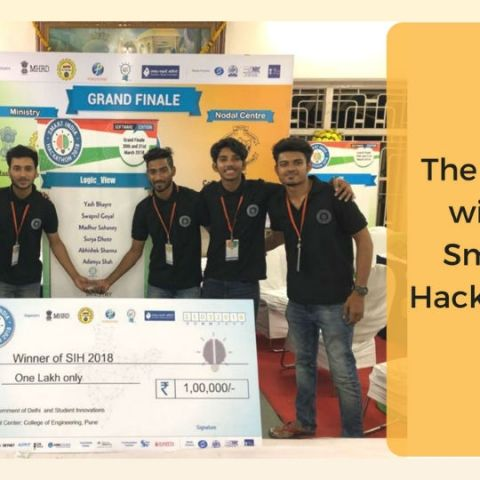 Smart India hackathon final for hardware products in Bengaluru