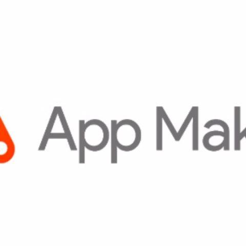 Google App Maker now open to public, to make app development easier