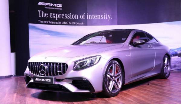 Mercedes-AMG S63 Coupe launched at Rs. 2.55 crore, fuses S-Class luxury with AMG performance