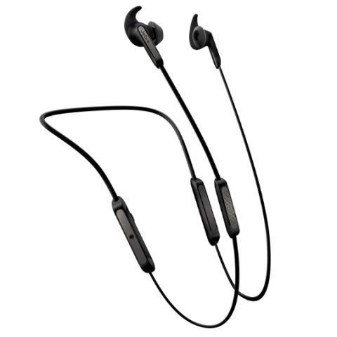 Jabra Elite 45e neckband headset with flexible memory wire, one-touch access to smart assistant launched at Rs 7,499