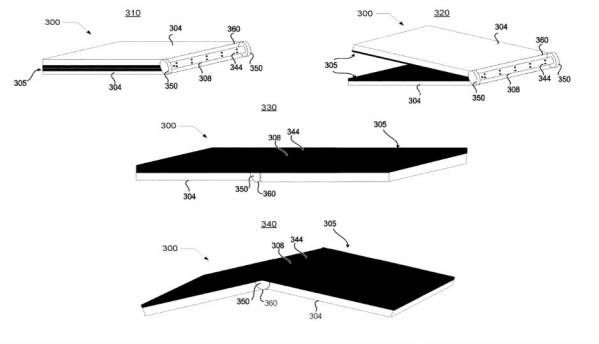 Motorola's new patent hints at a foldable smartphone from the company