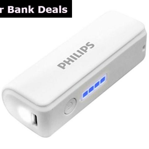 Top power bank deals under Rs 1000 on Paytm Mall: Discounts on Sony, Phillips, Intex and more