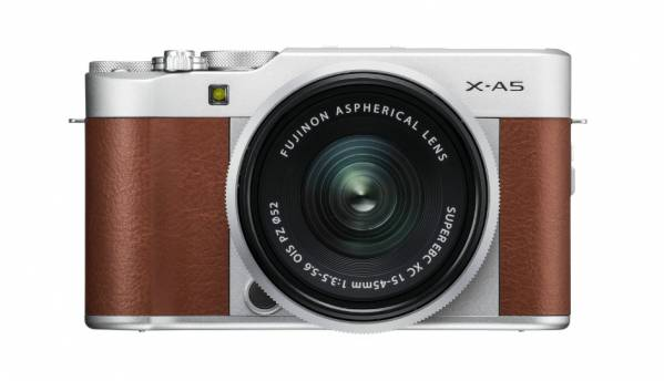 Fujifilm X-A5 mirrorless digital camera with X series zoom lens kit launched at Rs 46,999
