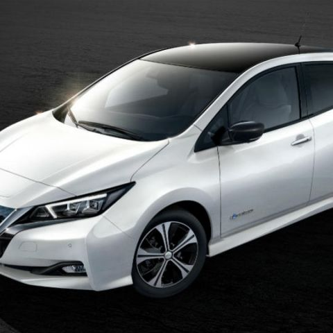 Second Generation Nissan Leaf Ev To Launch In India Later This Year