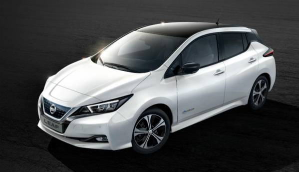 Second-generation Nissan Leaf EV to launch in India later this year