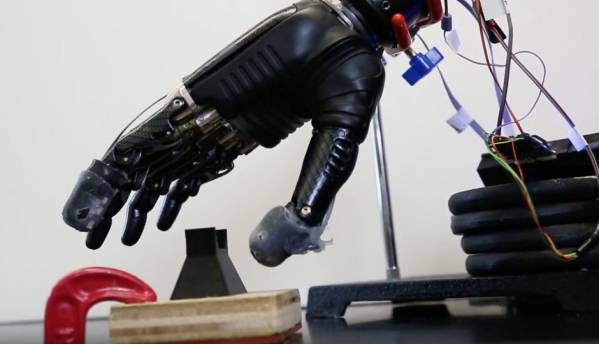New 'e-skin' brings sense of touch, pain to prosthetic hands