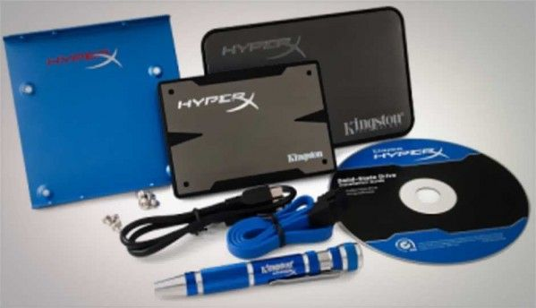 Kingston launches HyperX 3K SSD series in India, starting Rs. 8,500