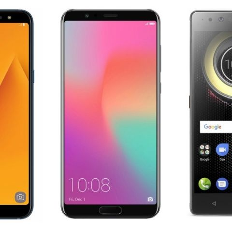 Top smartphone deals: Discounts on Samsung, Honor, Lenovo and more