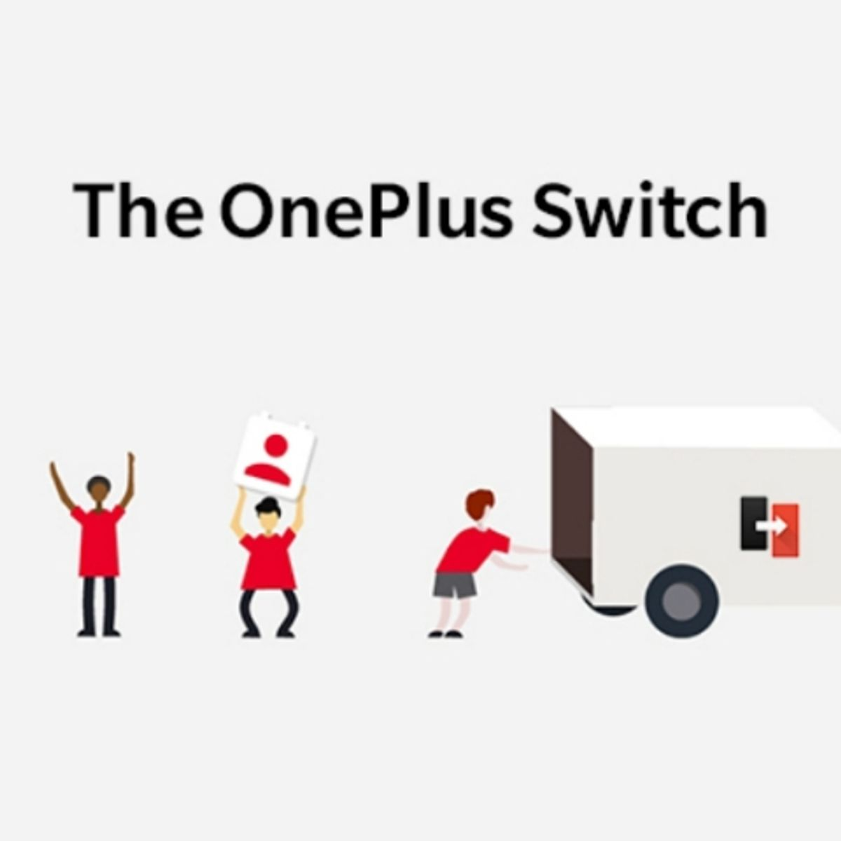 OnePlus Switch app can now transfer app data, downloads, and
