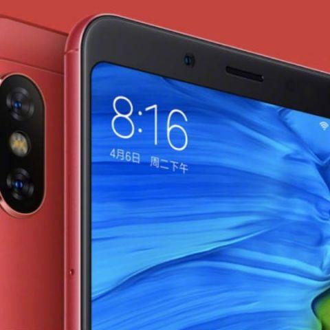 Xiaomi Redmi Note 5 receiving MIUI 10 Global Stable ROM in