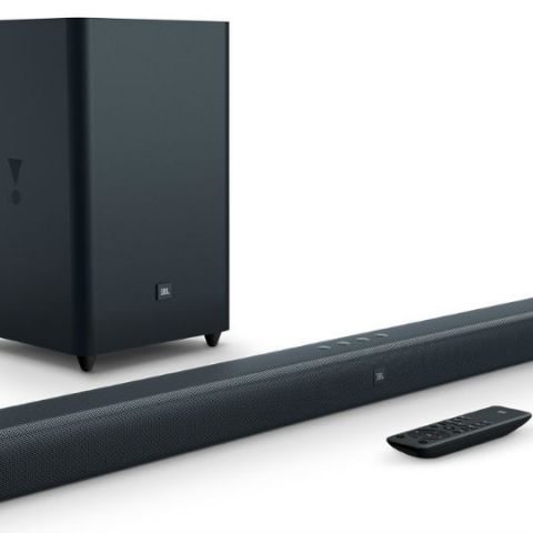 JBL 2 1 Soundbar Review