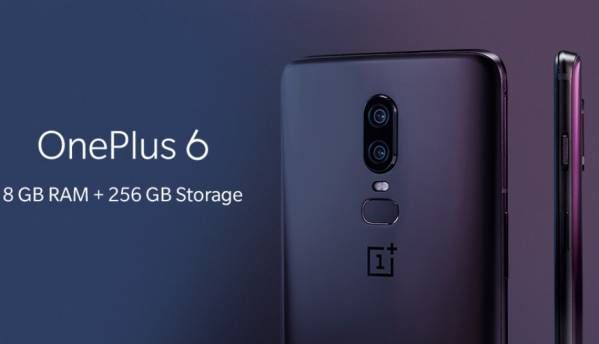 OnePlus 6 Midnight Black with 256GB storage goes on sale at 12AM July 10, priced at Rs 43,999