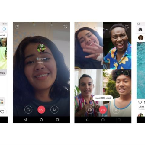 Instagram update brings video calling, new camera effects and more
