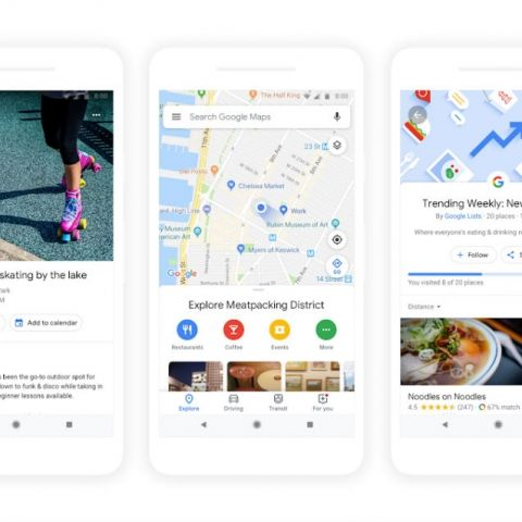 Find best hangout spots with redesigned Explore tab in Google Maps