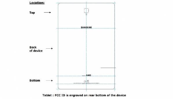 Samsung Galaxy Tab S4 follows Note 9 on FCC website