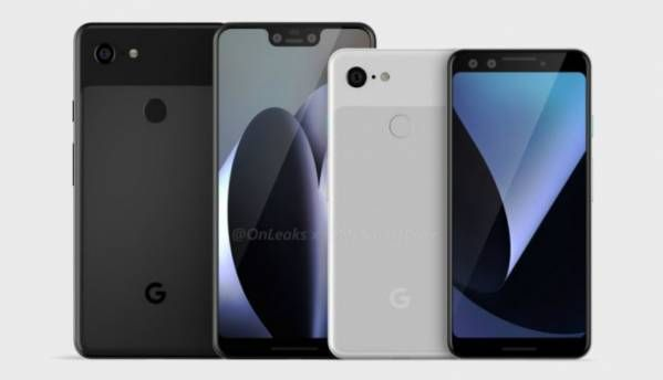 Google may have leaked the launch date for Pixel 3 and Pixel 3 XL