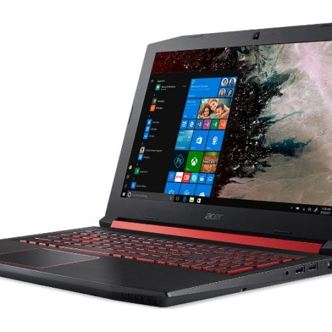 Acer Nitro 5 gaming laptop with Intel and AMD processor options launched starting at Rs 65,999