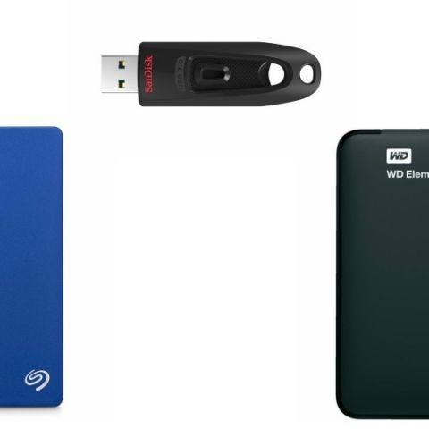 Top storage devices deals on Paytm Mall: Discounts on Seagate, WD elements, SanDisk and more