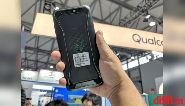 Xiaomi Black Shark in pictures: Xiaomi's gaming smartphone