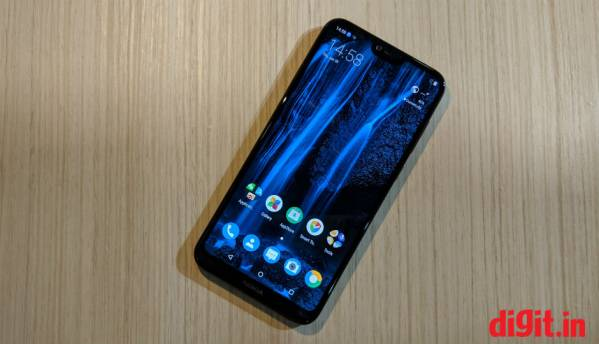 Nokia X6 in pictures: Nokia's first smartphone with a notch