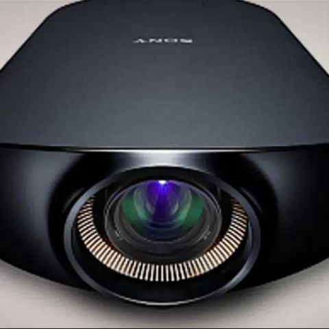 Sony launches VPL-VW1000ES 4K projector in India for Rs. 13,99,900