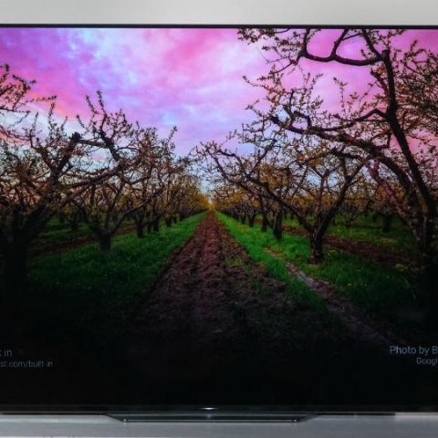 Sony Bravia A8F OLED TV