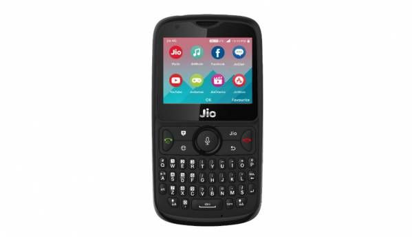 JioPhone 2 flash sale at 12PM today: Price, specs, recharge plans and all you need to know